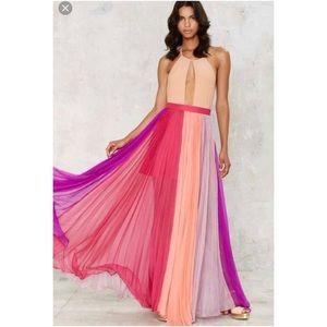 Rainbows End Maxi Skirt ✨NWOT✨
